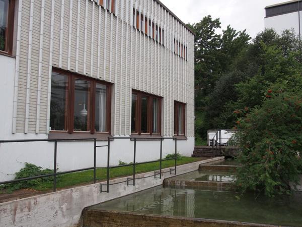 ユヴァスキュラ・アアルト博物館