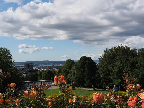 オスロ・サンクト・ハンスハーゲン公園