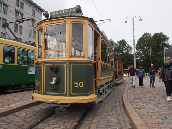 ヘルシンキ・トラム