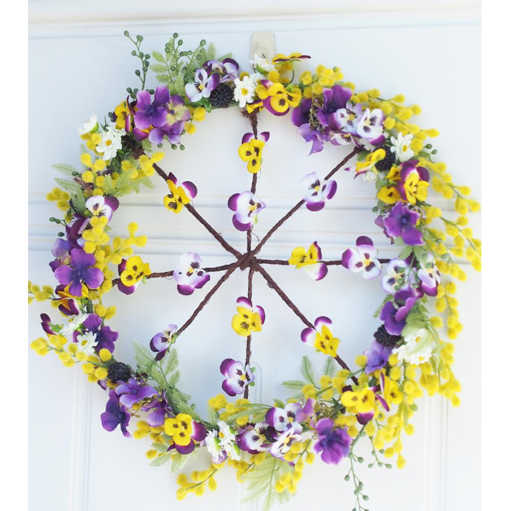<2018年4月20日> 季節の壁飾りコース「夏」を4/30まで募集中