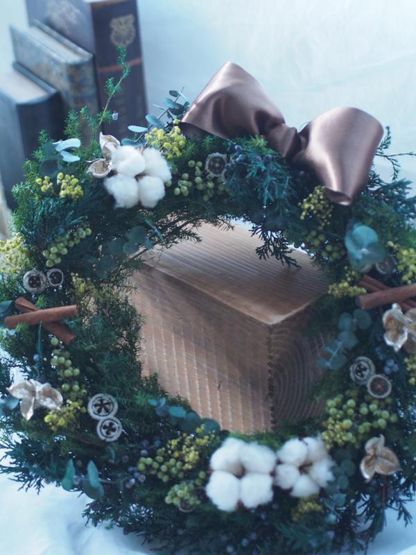 2018クリスマスリースレッスン東京