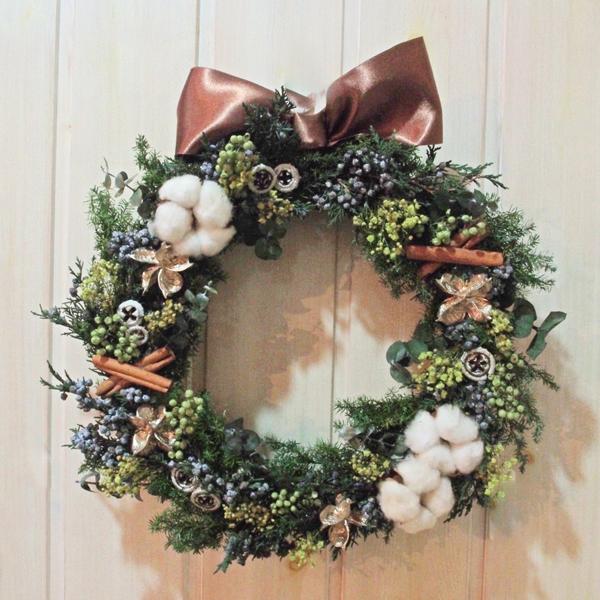 2018年クリスマスリースレッスン東京